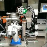 涡轮增压器装配设备