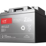 SANTAK 山特 城堡系列 C12-38 12V38AH UPS专用阀控式铅酸蓄电池 北京中科瑞祺科技有限公司