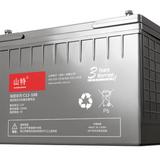 山特蓄电池C12-100 山特UPS不间断电源12V100AH城堡系列铅酸蓄电池