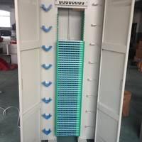 【昌泽通信主营】720芯直插盘光纤配线柜  SC满配