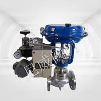 ZJHP气动薄膜单座调节阀