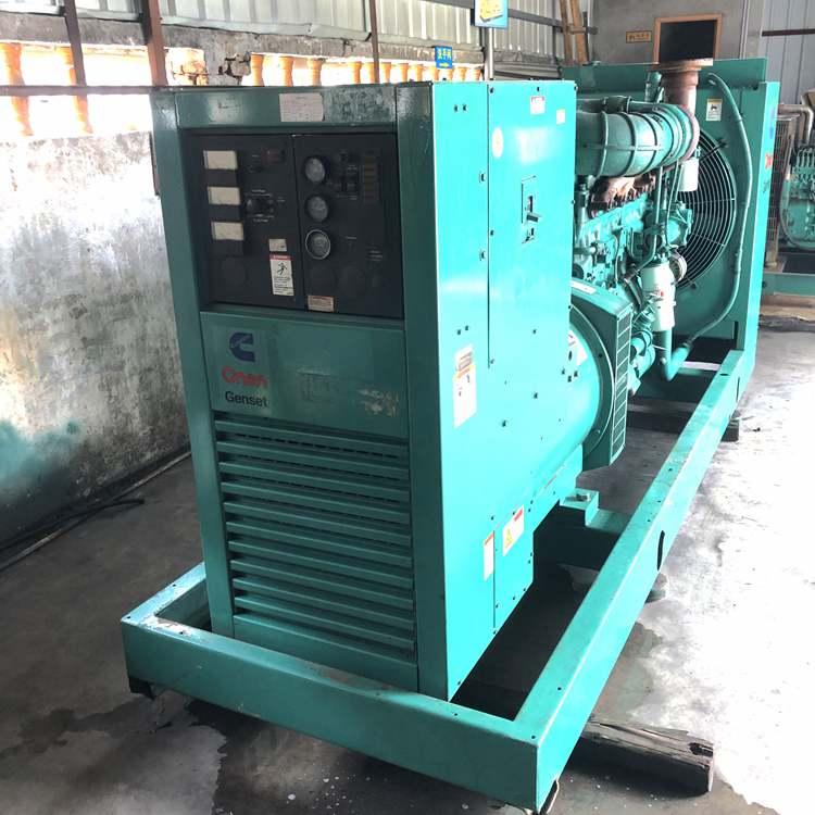 300kw二手柴油发电机 300kw美国进口康明斯二手发电机组