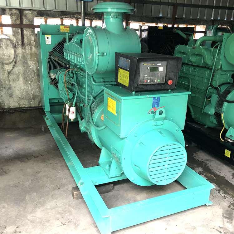 300kw重庆康明斯柴油发电机组 300kw二手柴油发电机