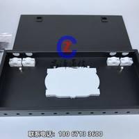 【昌泽通信主营】加厚冷轧板 12口ST机架式光纤终端盒  抽拉式