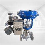 ZJHM气动套筒调节阀  厂家生产直销ZJHM不锈钢气动套筒调节阀