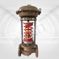 蒸汽自立式压力调节阀 自力式压力调节阀 蒸汽减压稳压阀不锈钢阀