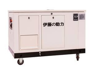 15KW汽油发电机YT15RSE-ATS