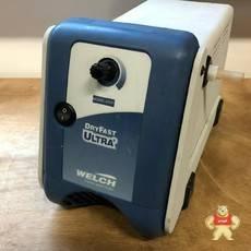 Welch 2032C-02 DryFast ULTRA PTFE Diaphragm Vacuum Pump