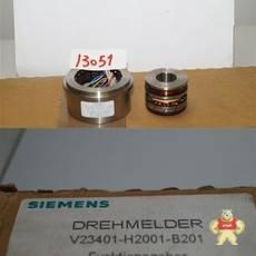 siemens Drehmelder V23401-H2001-B201 FUNKTIONSGEBER ENCODER
