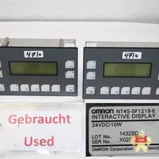 OMRON NT4S-SF121b-E  INTERACTIVE DISPLAY NT4SSF121BE