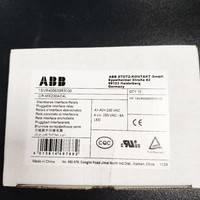 ABB 插拔式接口继电器 CR-MX230AC4L  现货