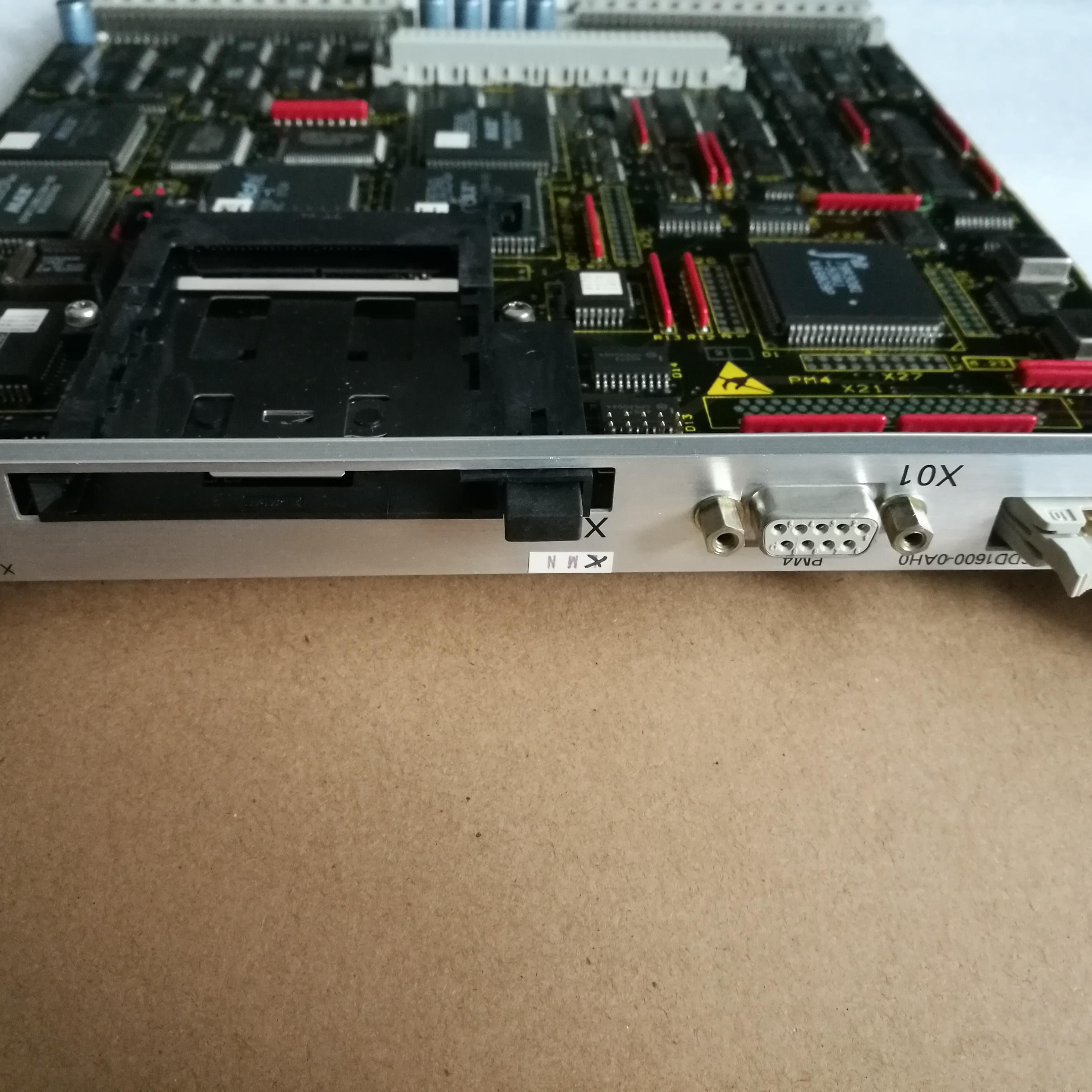 西门子 SIEMENS 模板 6DD1600-0AH0