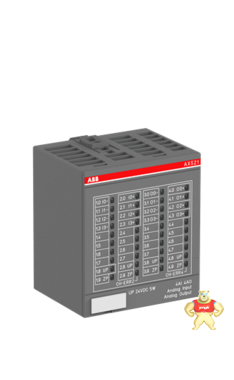 ABB 模擬量模塊 AX521 ABB授權代理商 廈門市狄豪自動化設備有限公司 ABB,模擬量模塊,AX521,廈門,代理商