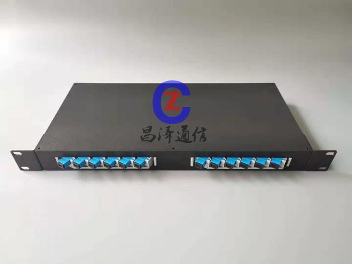 冷轧板12口机架式光纤终端盒 激光切割加工 终端盒型号(SC/FC/LC) 24口机架式终端盒,SC机架式终端盒,ST机架式终端盒,FC机架式光纤终端盒,LC机架式光纤终端盒