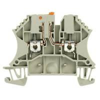 魏德米勒 WTR 2.5 电流测试端子1855610000