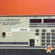 Lambda LLS6008-GPIB 0 to 8 V 13.5 to 20 A
