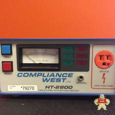 Compliance West HT-2800 0 to 2800 VDC 0 to 5 mA