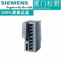 6GK5206-2BS00-2AC2西门子XC206-2SFP 可管理层面 2 ...