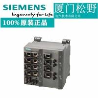 6GK52160BA002AC2西门子原装XC216可管理层面 2 IE交换机 6GK5216-OBAOO-2AC2