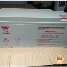 YUASA/NP210-1212V210AH