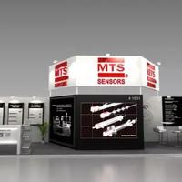 原装MTS磁致伸缩位移传感器现货供应RPS1600MR051A01内置外置位移尺国产替代