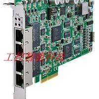 研华视觉采集卡PCIE-1174 乙太网路供电之4通道影像撷取卡