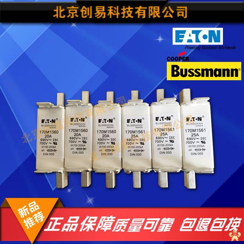 170M1560690V20A美国伊顿bussmann巴斯曼熔断器,全新原装正品,现货供应。 保险丝,熔断器,BUSSMANN,伊顿,170M1560