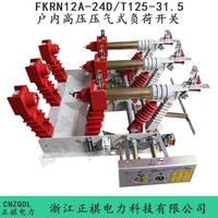 24kv户内高压负荷开关FKN12-24RD/T125-31.5厂家直销