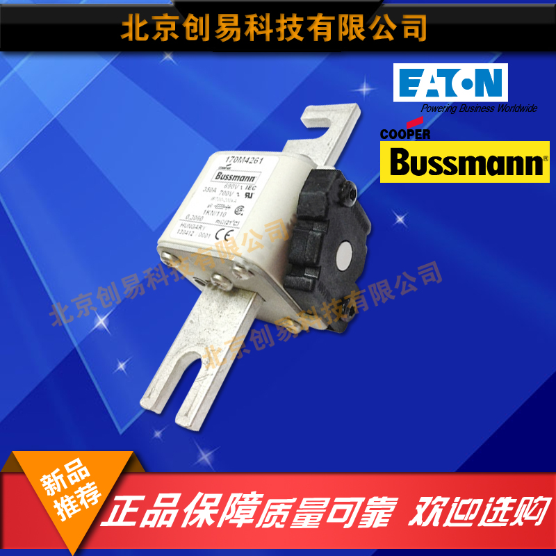 170M4258690V200A美国伊顿bussmann巴斯曼熔断器,全新原装正品,现货供应。 保险丝,熔断器,BUSSMANN,伊顿,170M4258