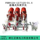 FKRN12-12/T125-31.5挂墙式负荷开关厂家直销