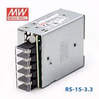 台湾明纬电源RS-15-5 15W 5V3A 单路输出明纬开关电源