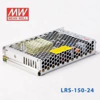 LRS-150-24 156W 24V6.5A輸出(輸入電壓開關選擇型)明緯超薄高性能開關電源