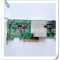 浪潮服务器阵列卡INSPUR 八通道高性能 SAS3008卡IMR+RAID KEY