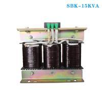 380V变220V三相干式变压器 SBK-5KVA三相变压器全铜材质
