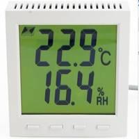 昆仑海岸温湿度变送器 485网络输出 全角度液晶显示 JWST-20