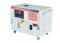 移动车载15kw柴油发电机 大泽进口动力柴油发电机 全铜无刷自启动15kw柴油风冷发电机组