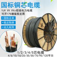 DJYVRP32铠装计算机电缆厂家DJFFP耐温电缆现货供应