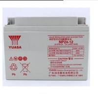 厂家直销汤浅蓄电池NP24-12 银行UPS蓄电池 质保三年12V24AH