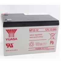 汤浅蓄电池NP24-12 UPS应急照明蓄电池 质保三年12V24AH现货