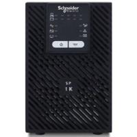 Schneider 施耐德 UPS电源 SP1K 1KVA/800W 在线试  内置电池