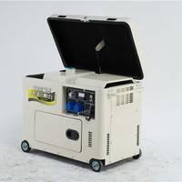 静音柴油发电机5KW-15KW