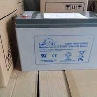 理士蓄电池DJM12100 理士12V100AH免维护蓄电池 UPS EPS电源专用电瓶