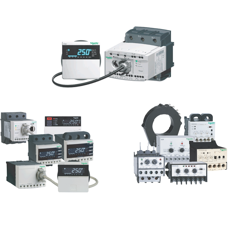 施耐德EOCR-CMLD电动机保护器