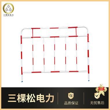 三棵松電力 不銹鋼伸縮圍欄 玻璃鋼硬式絕緣伸縮圍欄 不銹鋼檢修圍欄