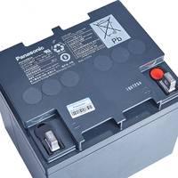 松下LC-P1238ST铅酸蓄电池12v38ah太阳能消防主机UPS外接12v电瓶
