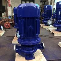 季诚IHG立式不锈钢水离心泵 耐脏耐腐蚀管道泵 离心泵厂家供应