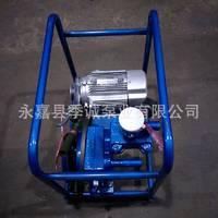 JB-70型手摇、电动两用计量加油泵 无叶轮手摇泵 铸铁泵