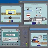 西门子触摸屏TP700 7寸 6AV2 124-0GC01-0AX0人机界面HMI