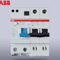 ABB 剩余电流动作断路器;GSH202 AC-C40/0.03