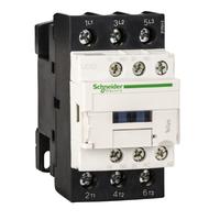 SCHNEIDER  施耐德 国产TeSys LC1D系列三极交流接触器,25A,220V,50/60Hz;LC1D25M7C
